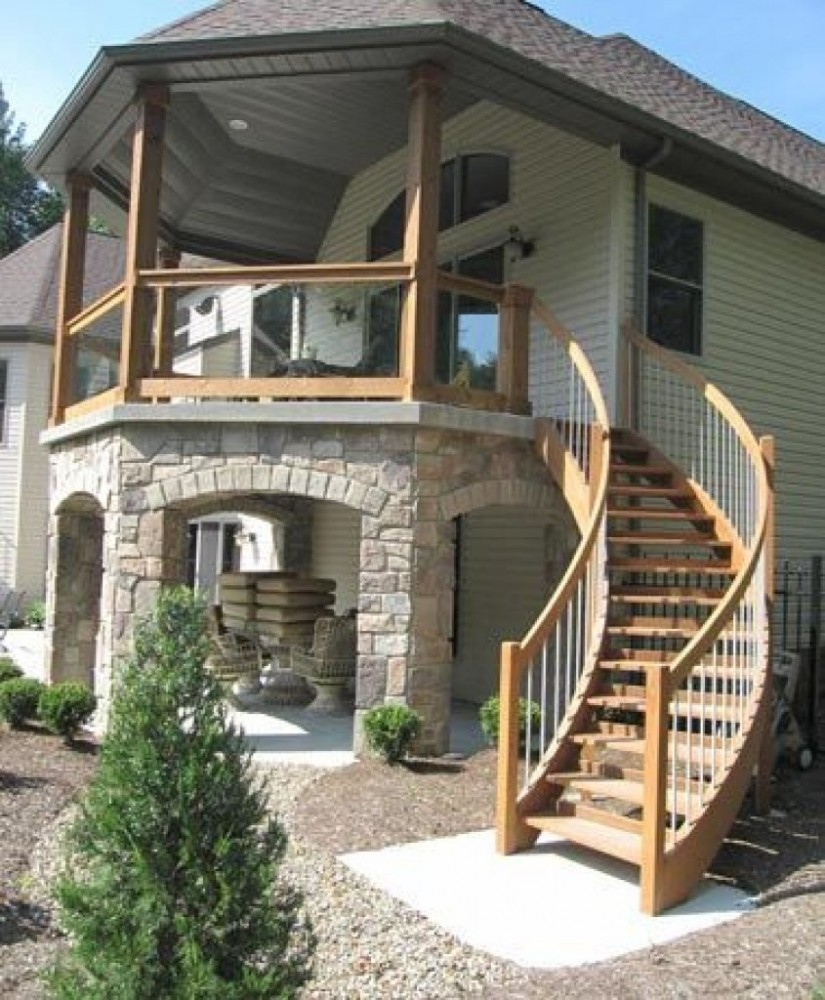 Build Deck Stairs | 2 Step Stair Stringer | Stringer Calculator For Decks