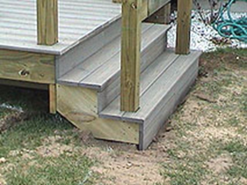 Build Deck Stairs | Deck Stair Risers | Cut Stair Stringers