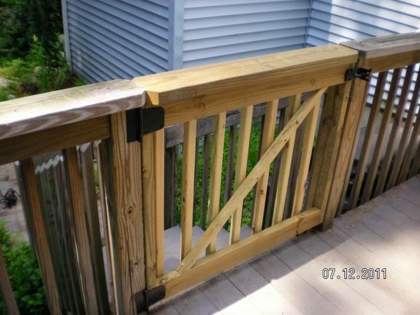 Build Deck Stairs | How To Cut A Stair Stringer | Deck Treads