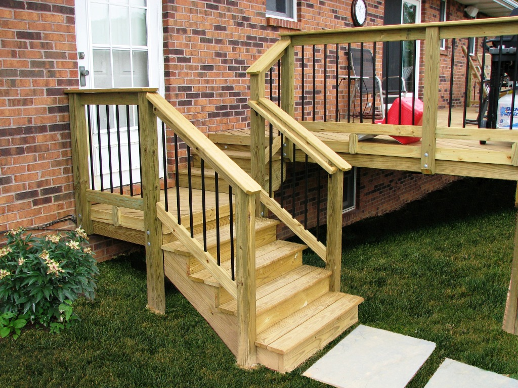 Building Deck Stairs Calculator | Build Deck Stairs | Stringers for Steps