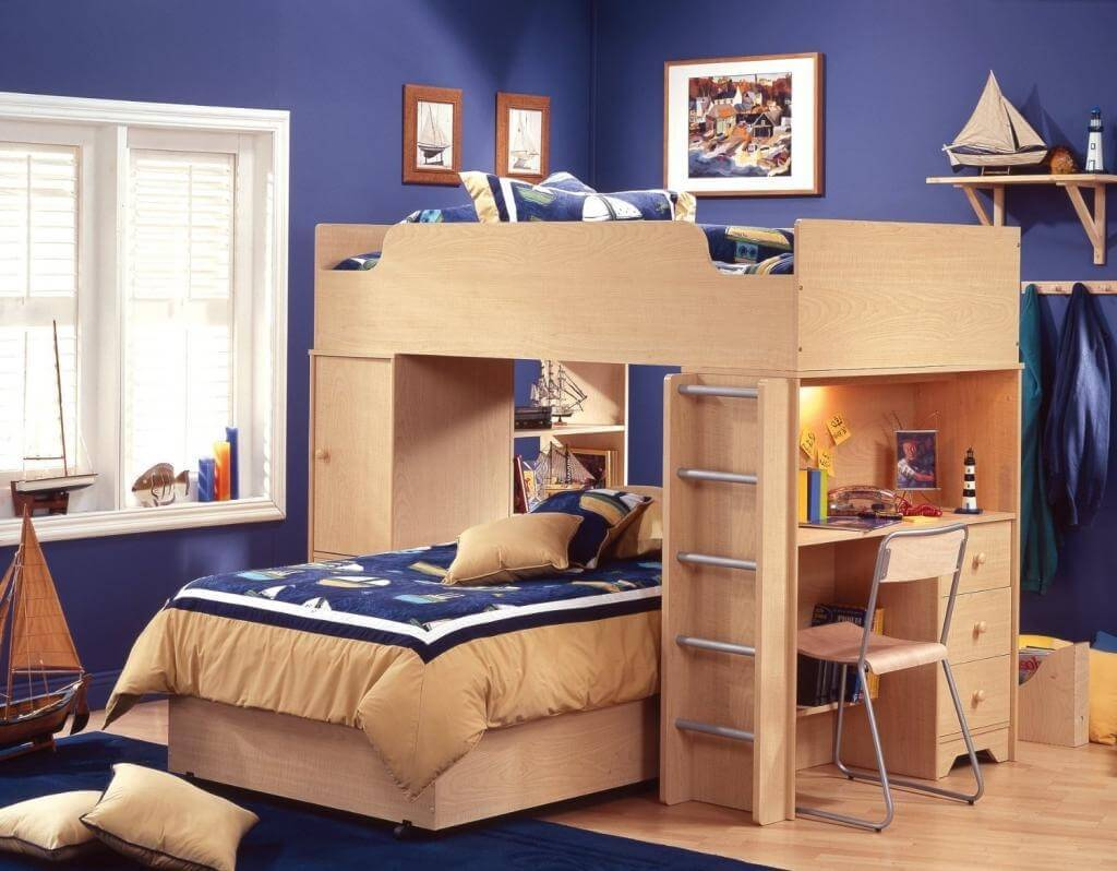 Bed Divider Design Ideas with Bunk Bed Curtains: Bunk Bed Canopies | Bunk Bed Curtains | Bunkbed Tents