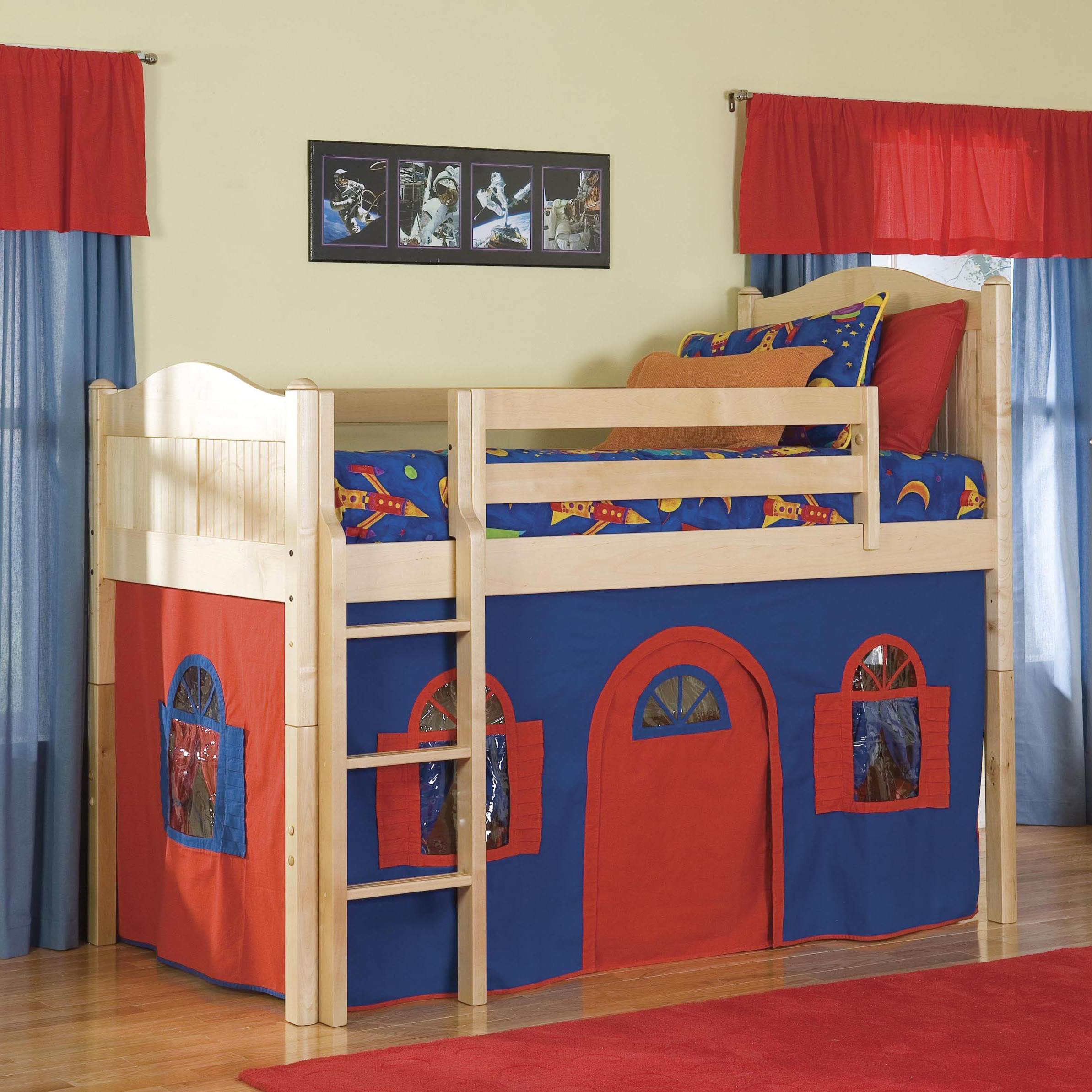 Bunk Bed Curtains | Bunk Bed Attachments | Tent for Loft Bed