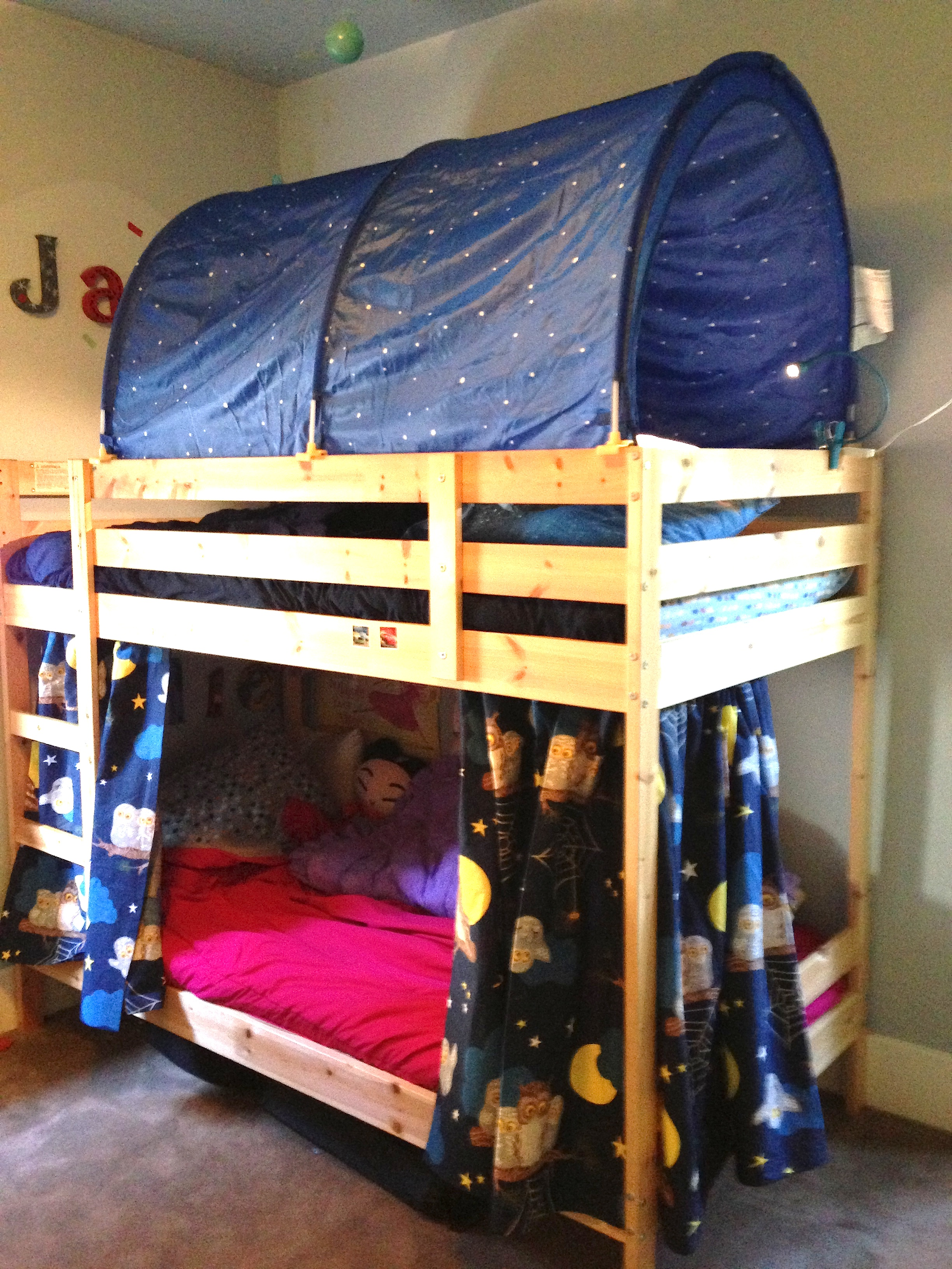Bunk Bed Curtains | Bunk Bed Curtains | Bunk Bed Playhouse Curtains