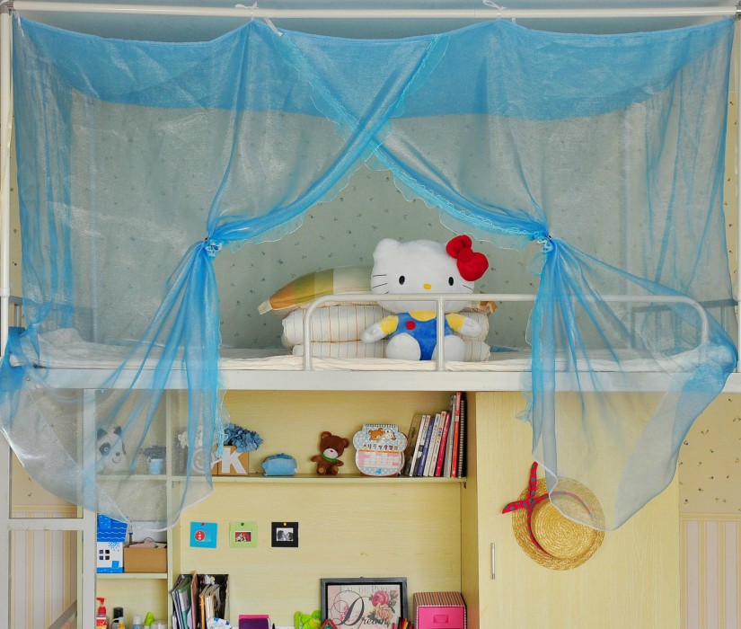Bunk Bed Curtains   Bunk Bed Hacks   Canopy Bed Curtains Ikea