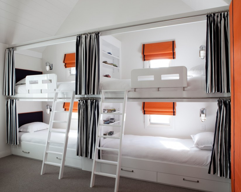 Bunk Bed Curtains | Bunk Tent | Loft Bed Canopy Tent