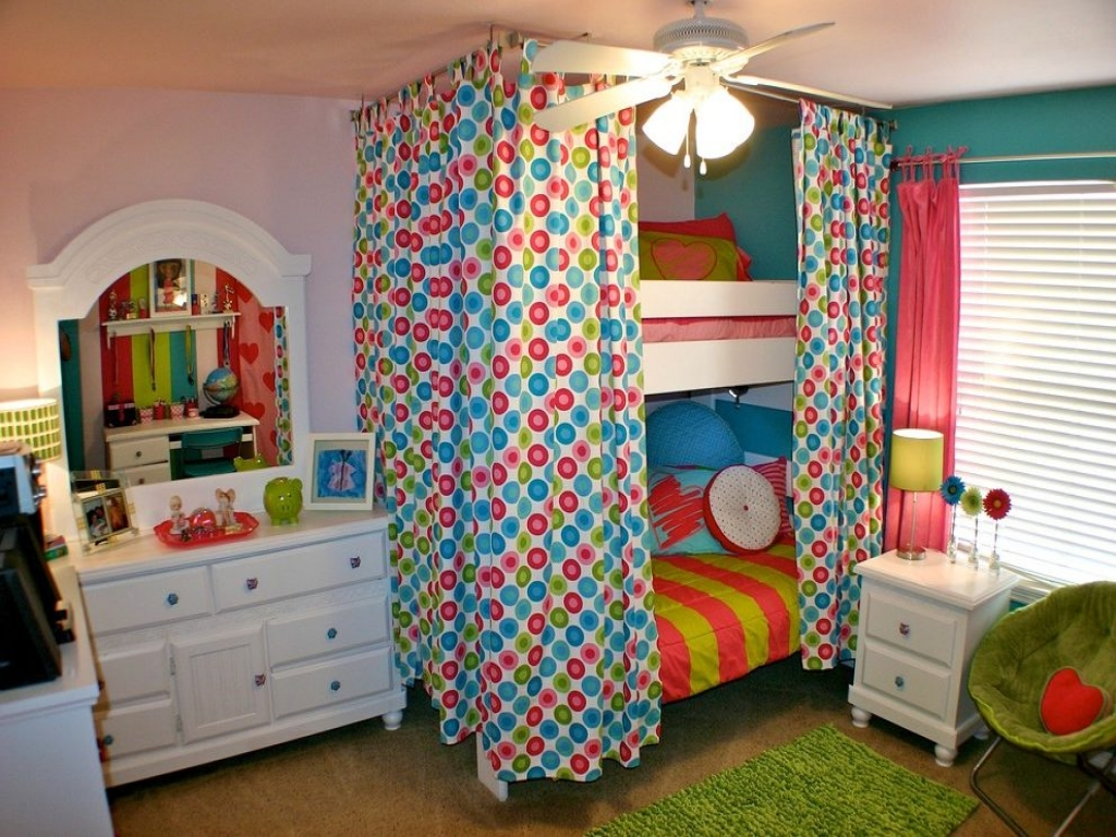 Bunk Bed Curtains | Fantasy Loft Bed | Tent Bunk Bed