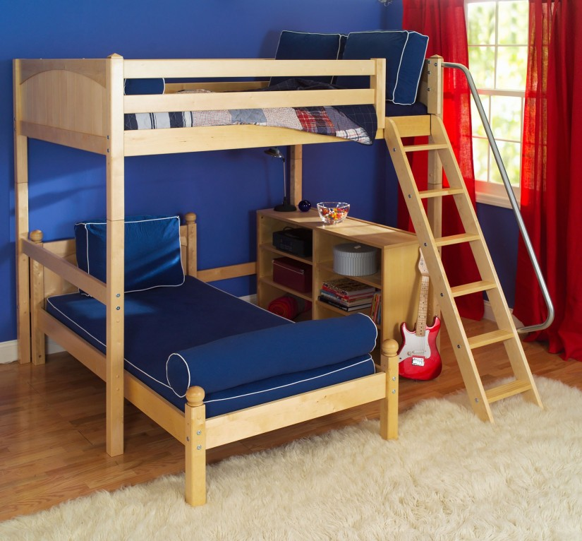 Bunk Bed Curtains | Top Bunk Bed Tent | Bunk Beds With Tents