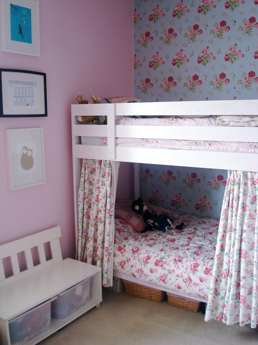 Bunk Bed Tents for Boys | Bunk Bed Curtains | Tent Loft Bed