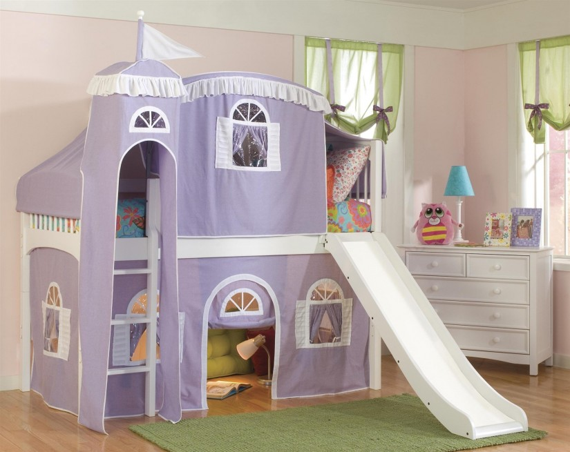 Bunk Bed Tents For Boys | Tent For Loft Bed | Bunk Bed Curtains