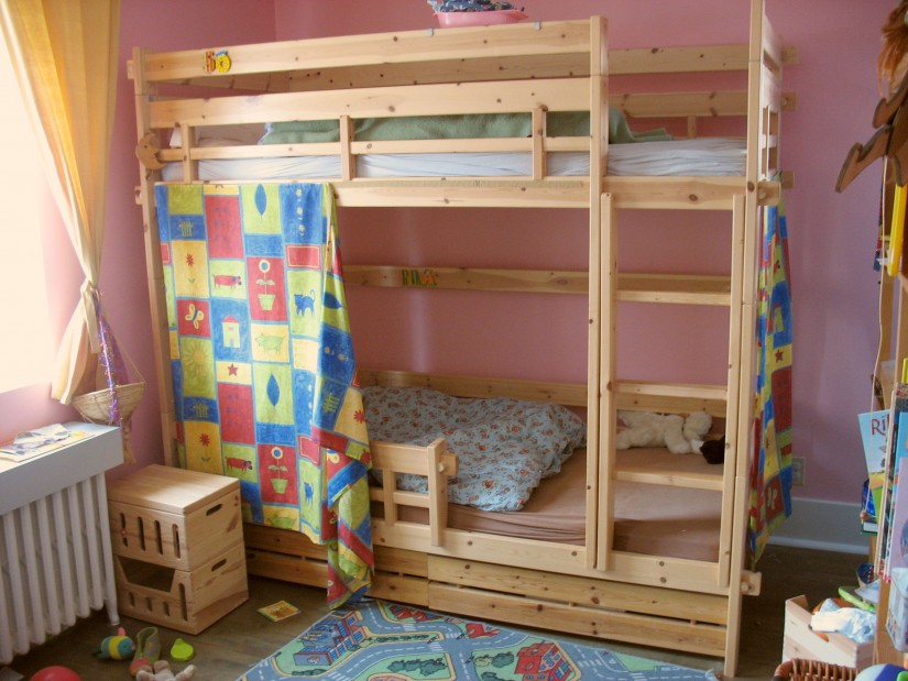 Bunk Beds Tent | Curtains For Loft Bed | Bunk Bed Curtains