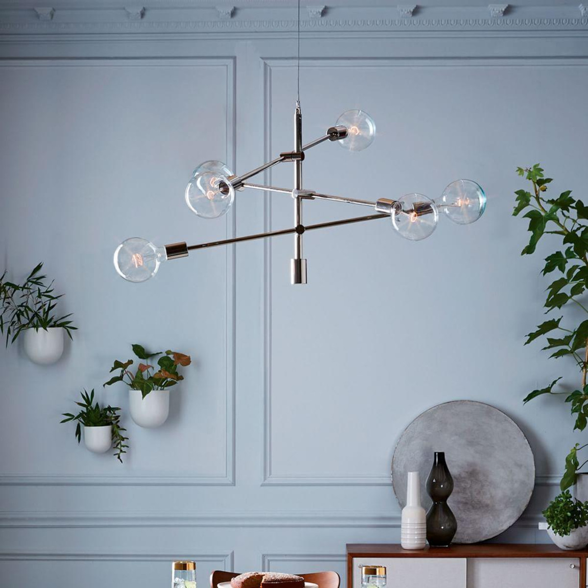 Capiz Chandelier West Elm | West Elm Chandelier | William Sonoma Home Lighting