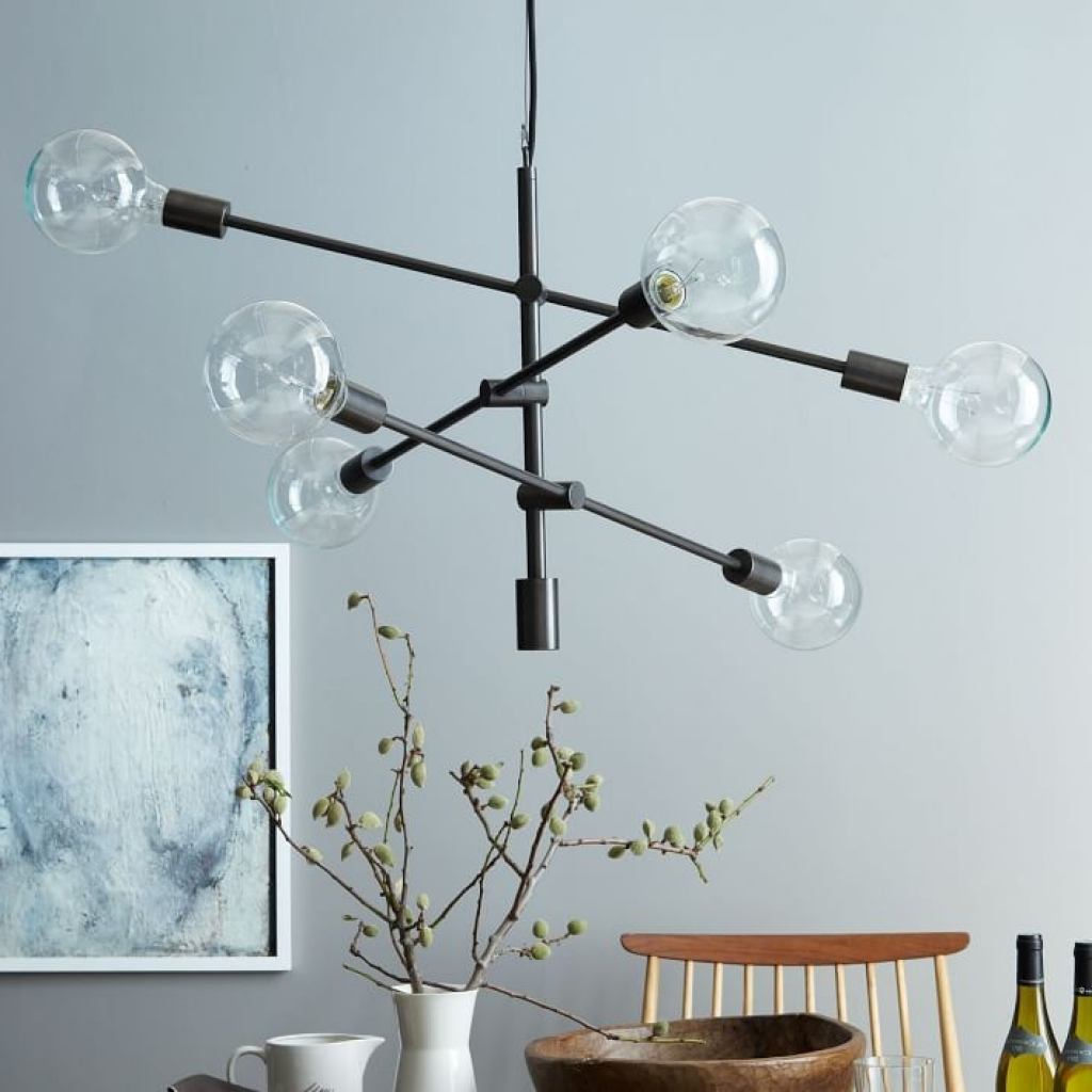 Capiz Chandelier West Elm | West Elm Mobile Chandelier | West Elm Chandelier
