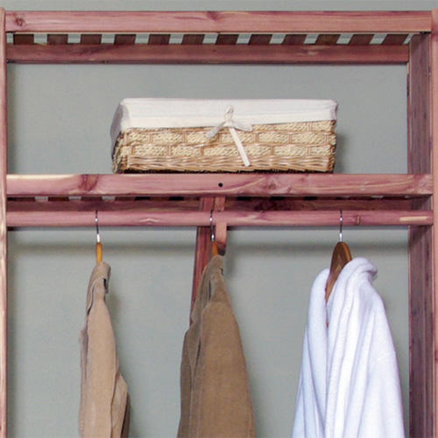 Cedar Flooring for Closets | Aromatic Cedar Closet | Cedar Closet Kit