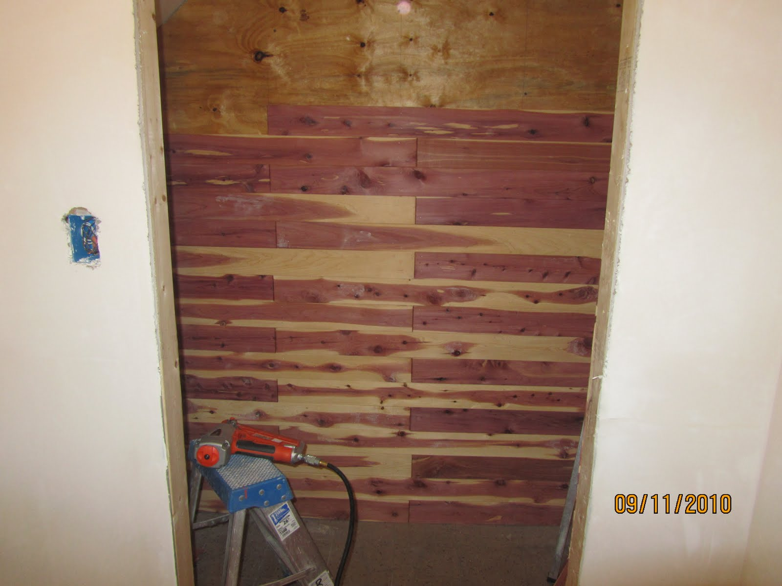 Cedar Liners | Tongue and Groove Cedar Paneling Home Depot | Cedar Closet Kit
