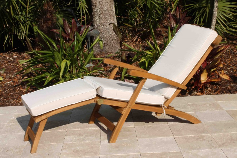 Chaise Lounge Outdoor Cushions | Chaise Lounge Cushions Clearance | Sunbrella Chaise Cushions