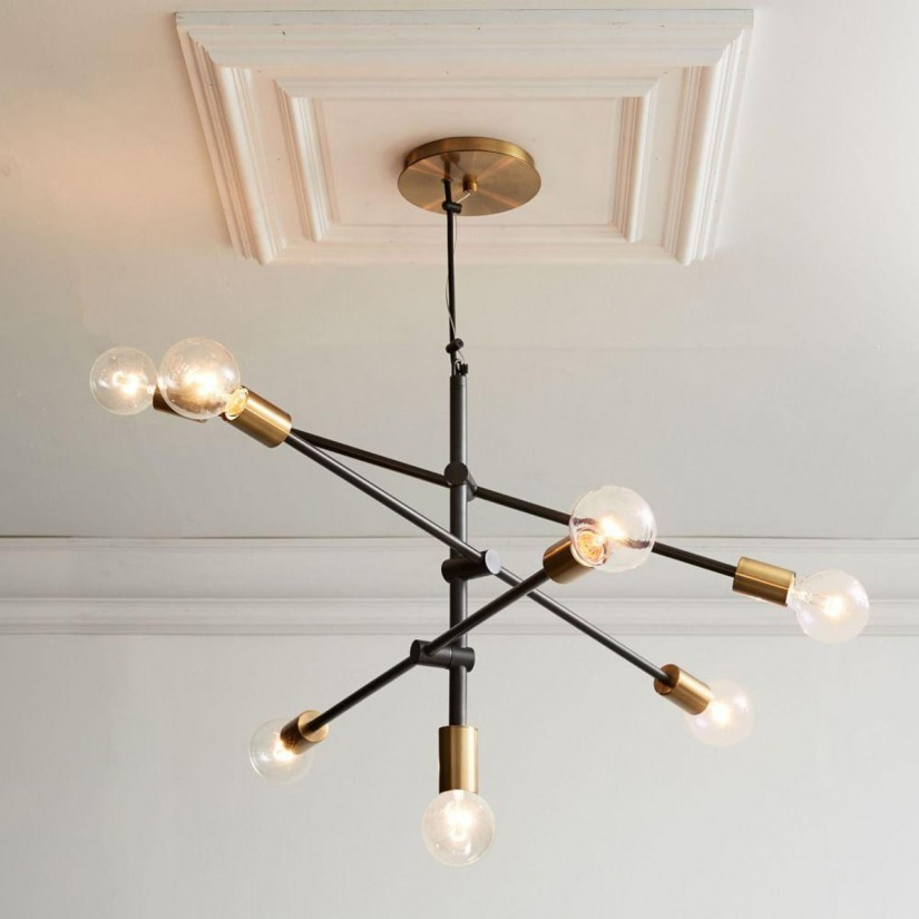 Chandeliers Pottery Barn | Pottery Barn Light Fixture | West Elm Chandelier