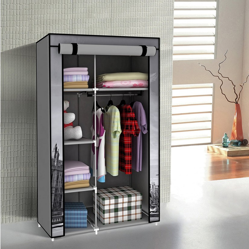 Cheap Armoires Wardrobe | Free Standing Closet Wardrobe | Armoire 30 Inches Wide