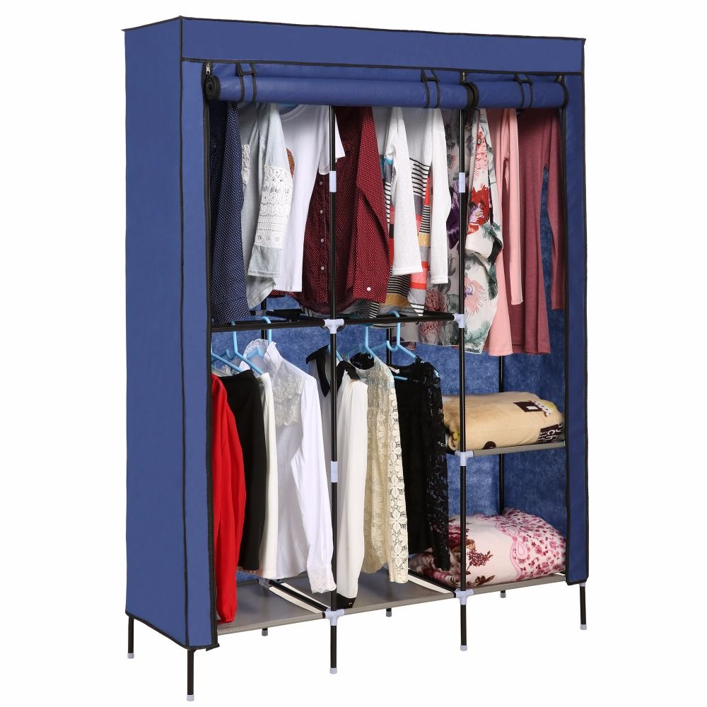 Cheap Armoires Wardrobe | Mirror Wardrobe Closet | Cheap Wardrobe Closet
