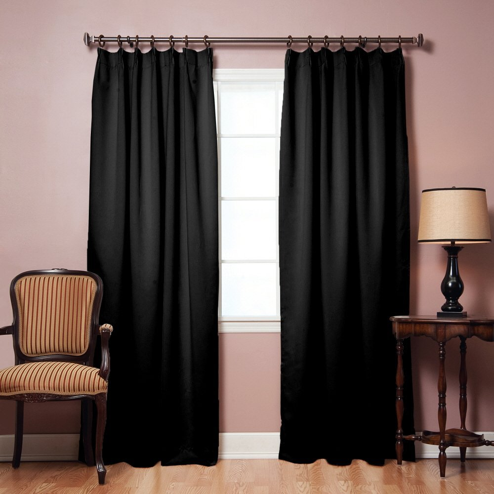 Cheap Blackout Curtains for Inspiring Home Decorating Ideas: Cheap Blackout Curtains | Best Light Blocking Curtains | Chocolate Blackout Curtains