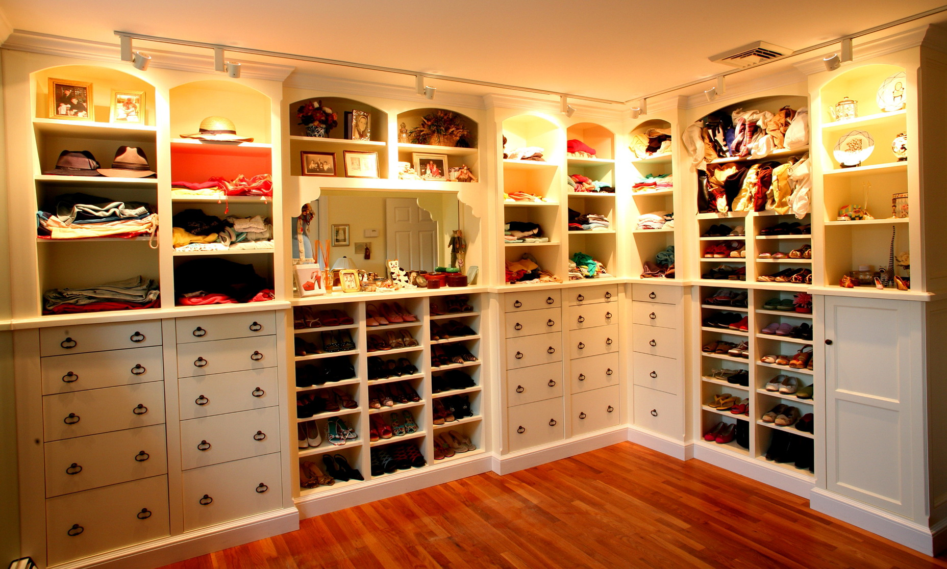 Cheap Closets Organizers Systems | Diy Walk In Closet Shelves | Diy Walk In Closet