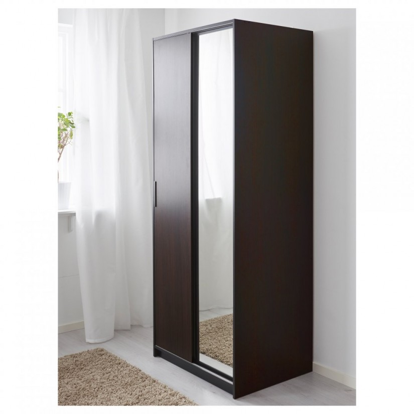 Cheap Wardrobe Closet | Discount Armoires | Clothes Armoire With Hanging Rod