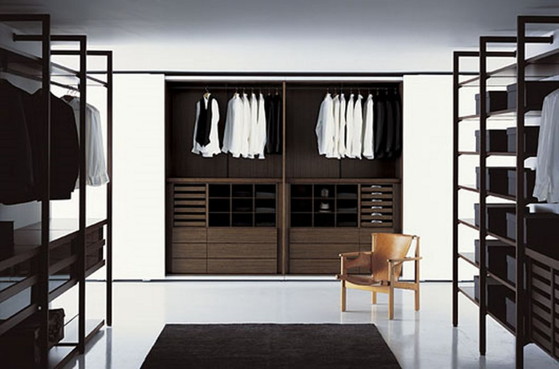 Cheap Wardrobe Closet | Free Standing Wood Wardrobe Closet | Armoire to Hang Clothes