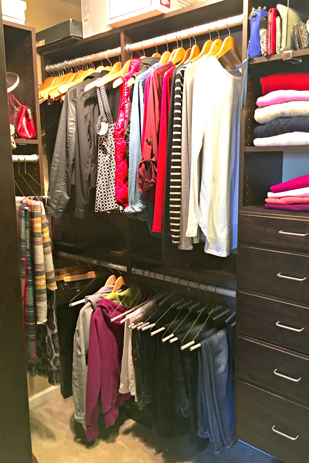 Cheap Wardrobe Closet | Locking Wardrobe Closet | Tall Thin Armoire