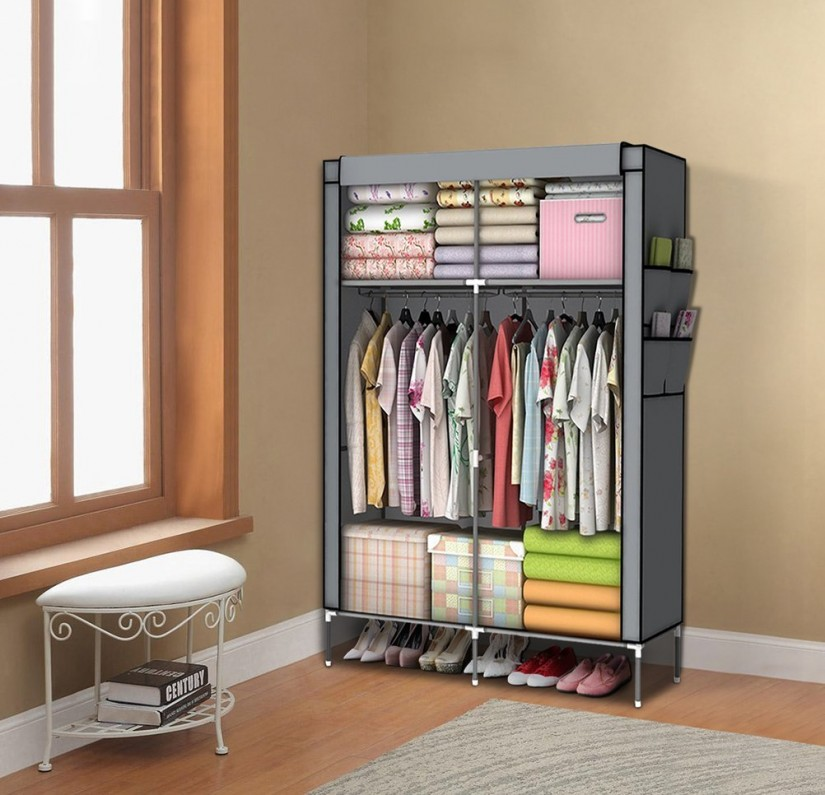 Cheap Wardrobe Closet | Wardrobe Armoire For Hanging Clothes | Armoires Wardrobes