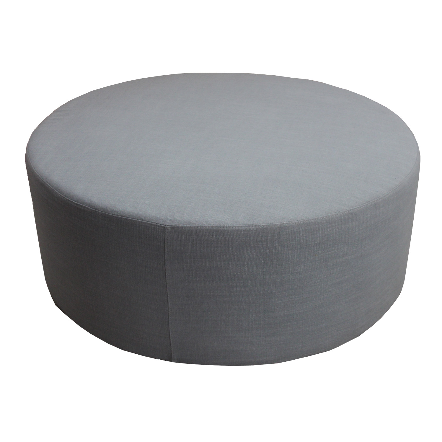 Circle Ottoman with Storage | Extra Large Ottoman | Cheap Large Ottomans