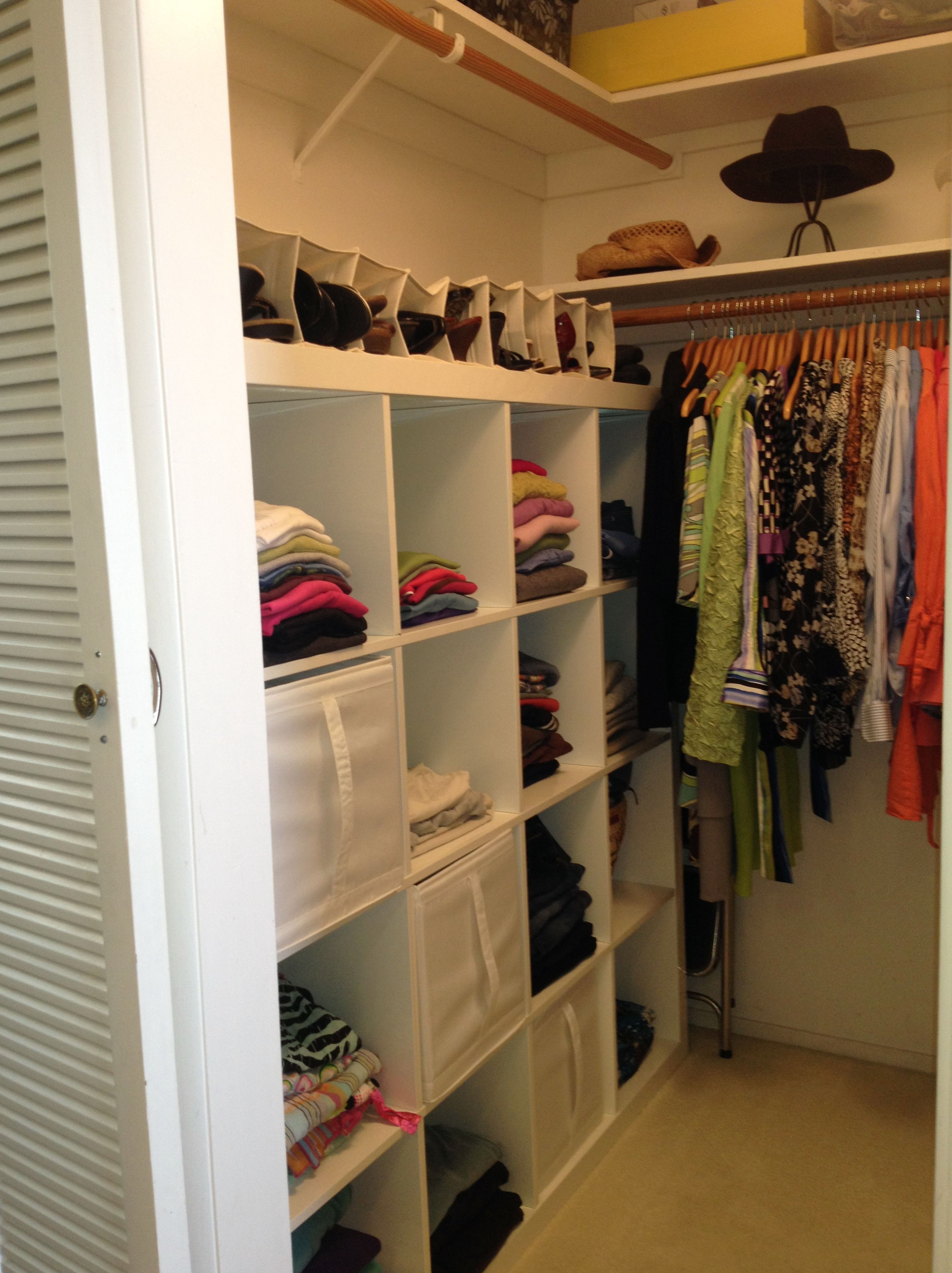 Ideas Inspiring Interior Storage Design With Diy Walk In