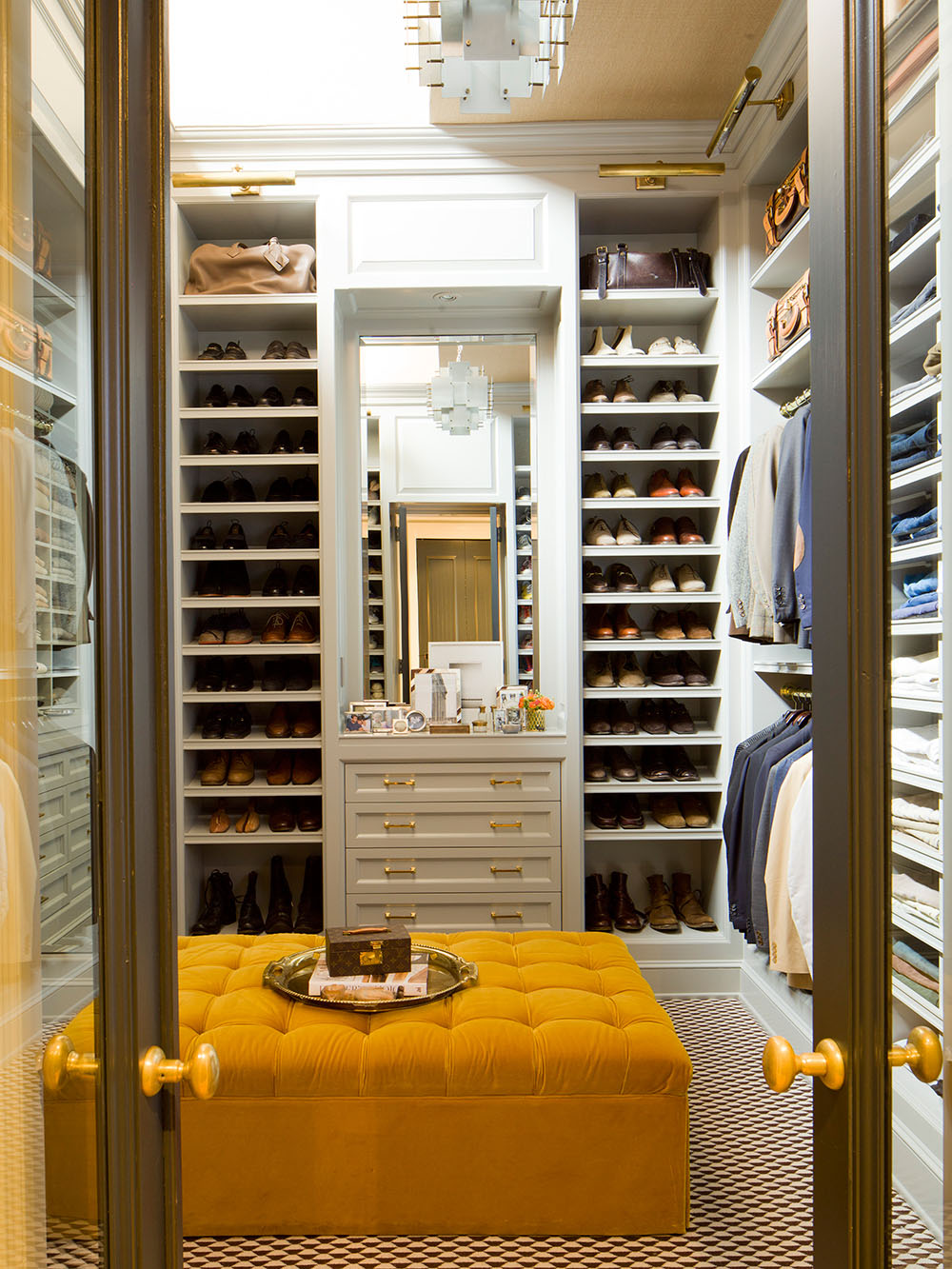 Closet Configurations | Closet Planner | Customs Closets