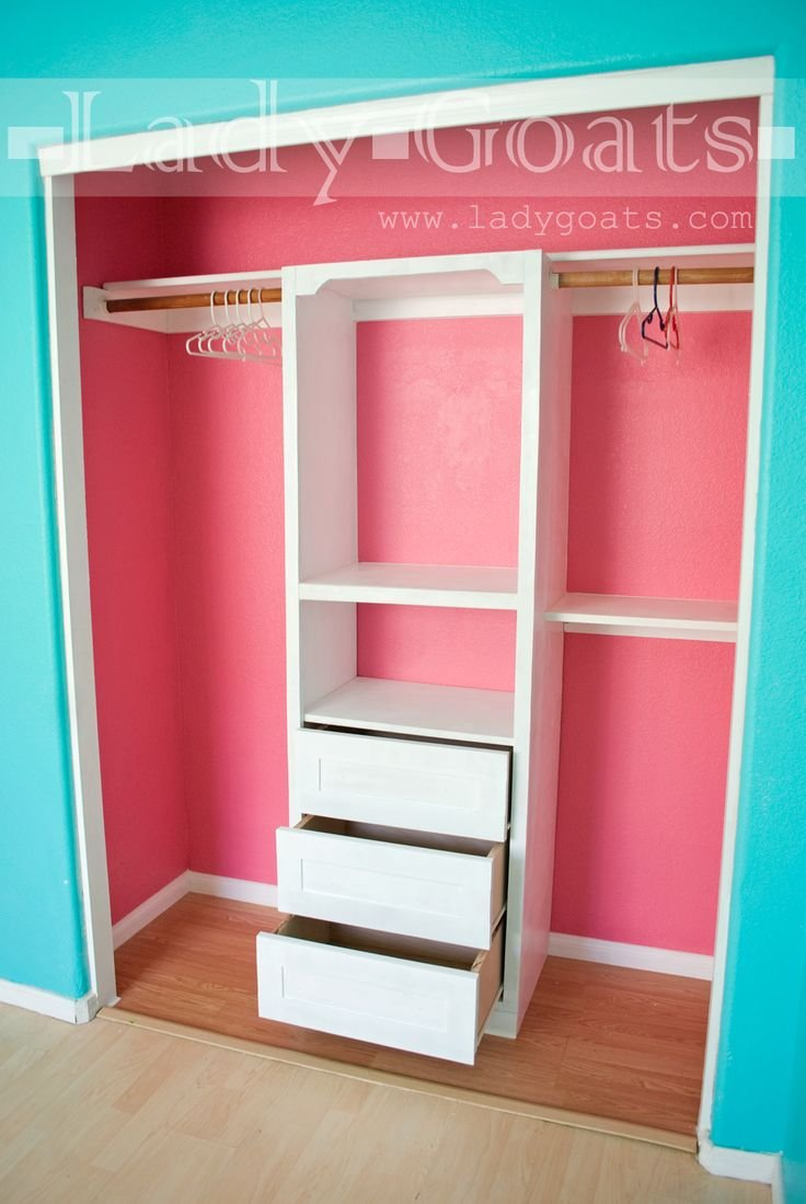 Inspiring Interior Storage Design Ideas with Diy Walk in Closet: Closet Design Diy | Diy Walk In Closet | Closet Components Wholesale