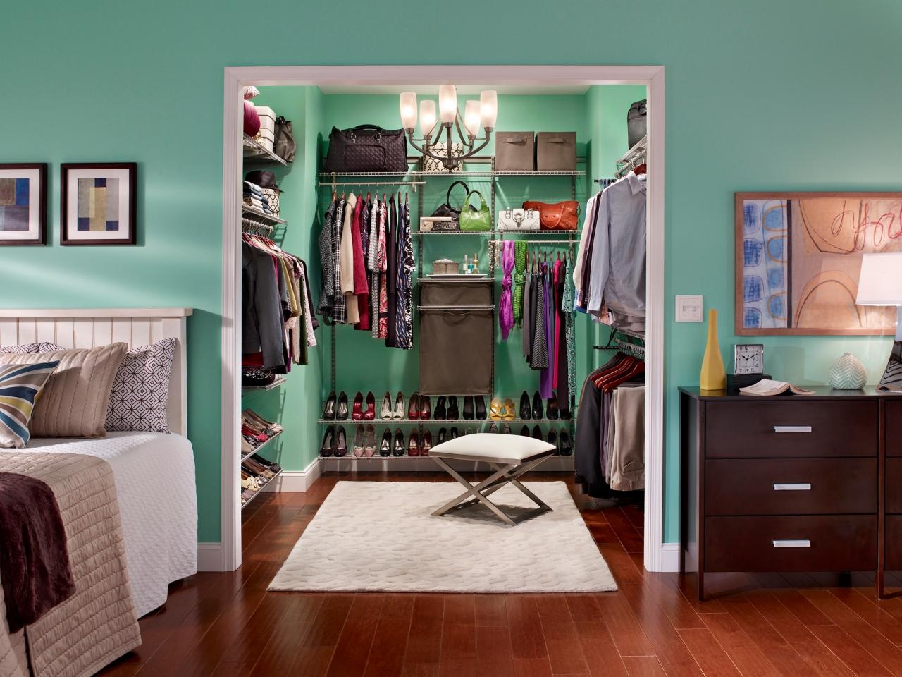 Closet Organizers Do It Yourself | Wire Closet Design Ideas | Diy Walk in Closet