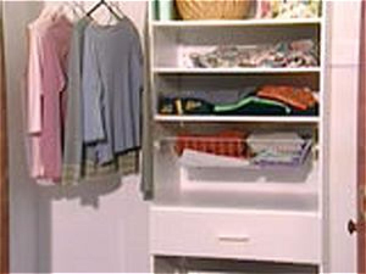 Closet Organiztion | Diy Walk in Closet | Closet Organization Systems Do It Yourself