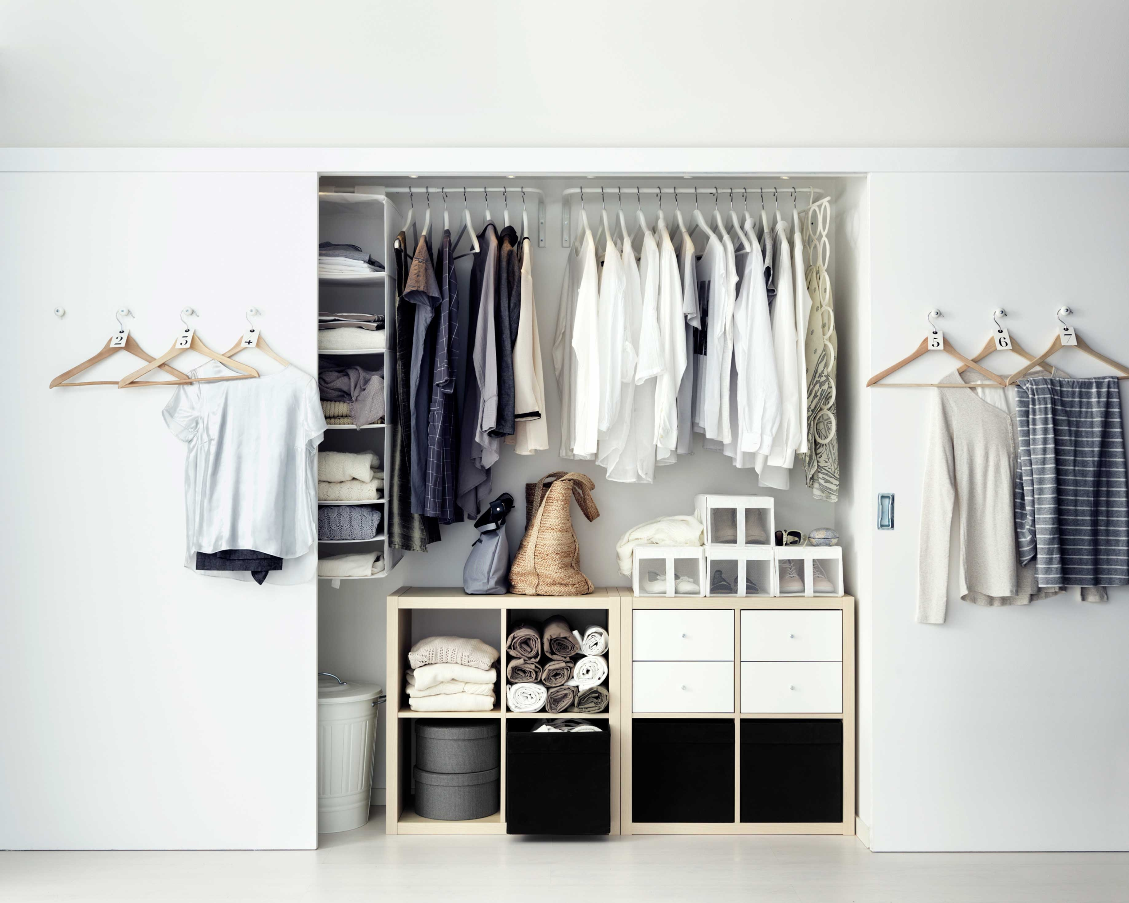 of way home a built to lovely best s storage design organize awesome ikea freestanding woman ideas small system in closet walk