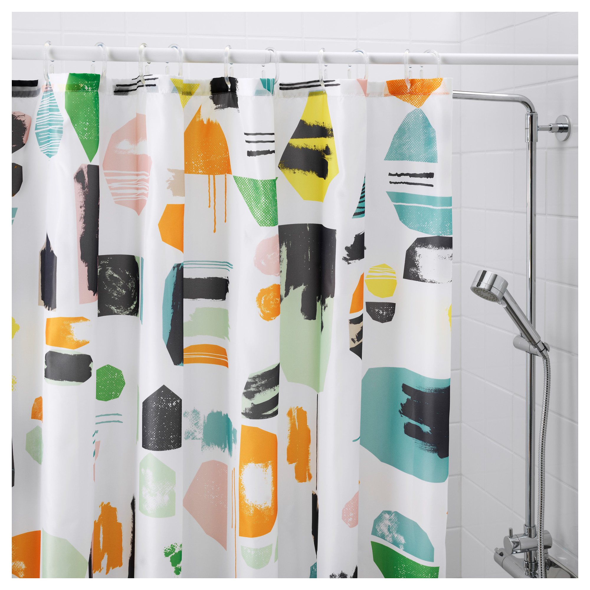 Ikea Shower Curtain for Best Your Bathroom Decoration: Cloth Shower Curtains | Ikea Shower Curtain | Extra Long Shower Curtain Target
