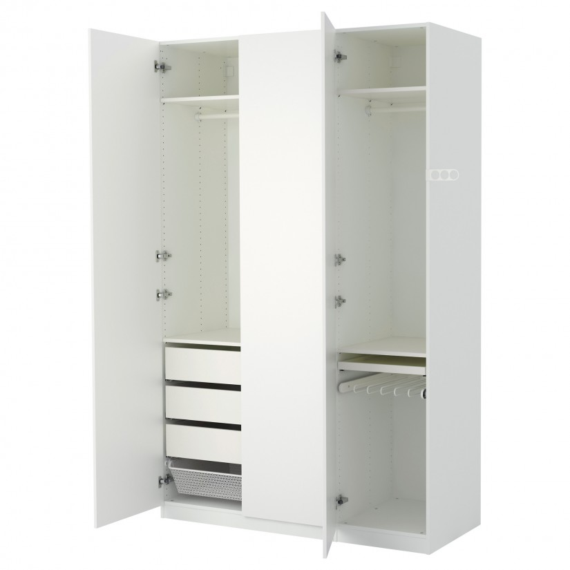 Clothing Storage Armoire | Cheap Wardrobe Closet | Mens Armoire
