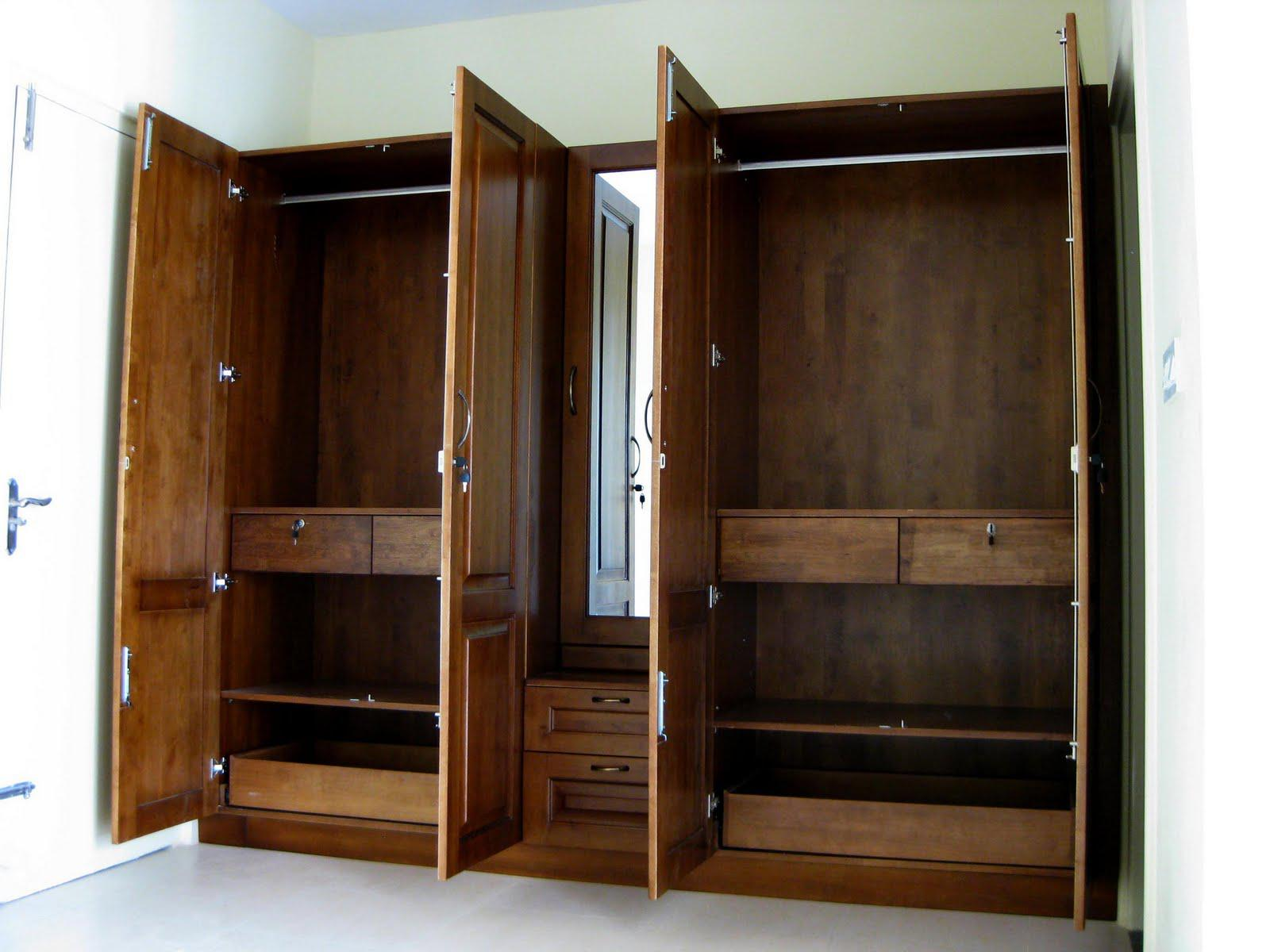 Clothing Storage Armoire | Stand Alone Closets Bedroom | Cheap Wardrobe Closet