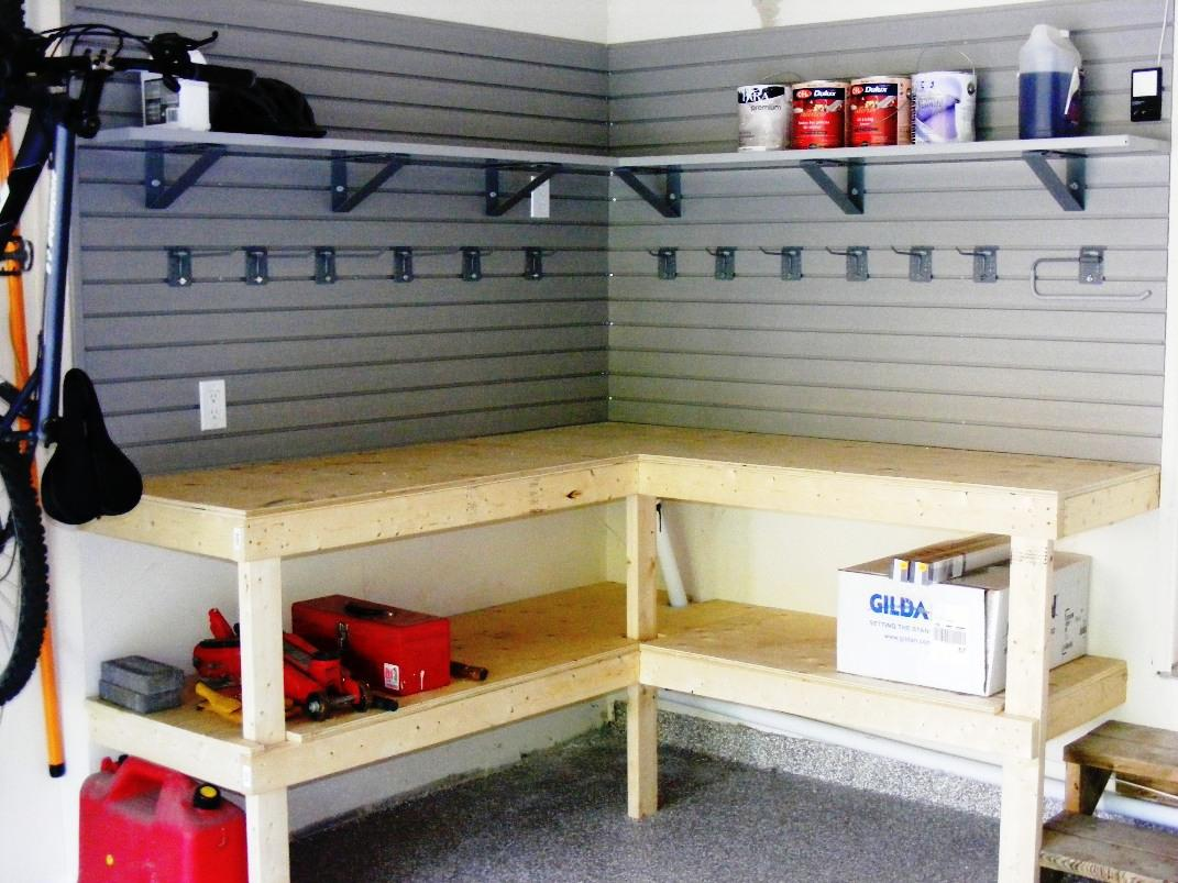 Collapsable Work Bench | Wall Mounted Folding Workbench | Wall Mounted Folding Work Bench