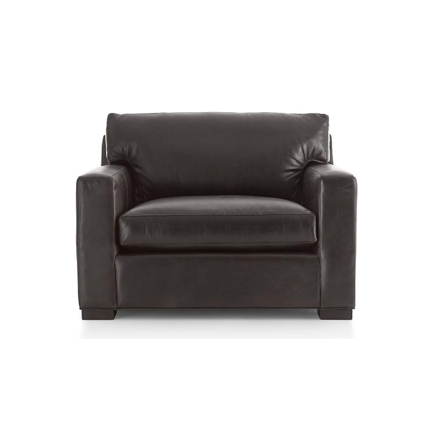 Crate and Barrel Axis Couch | Crate and Barrell Couch | Crate and Barrel Couch