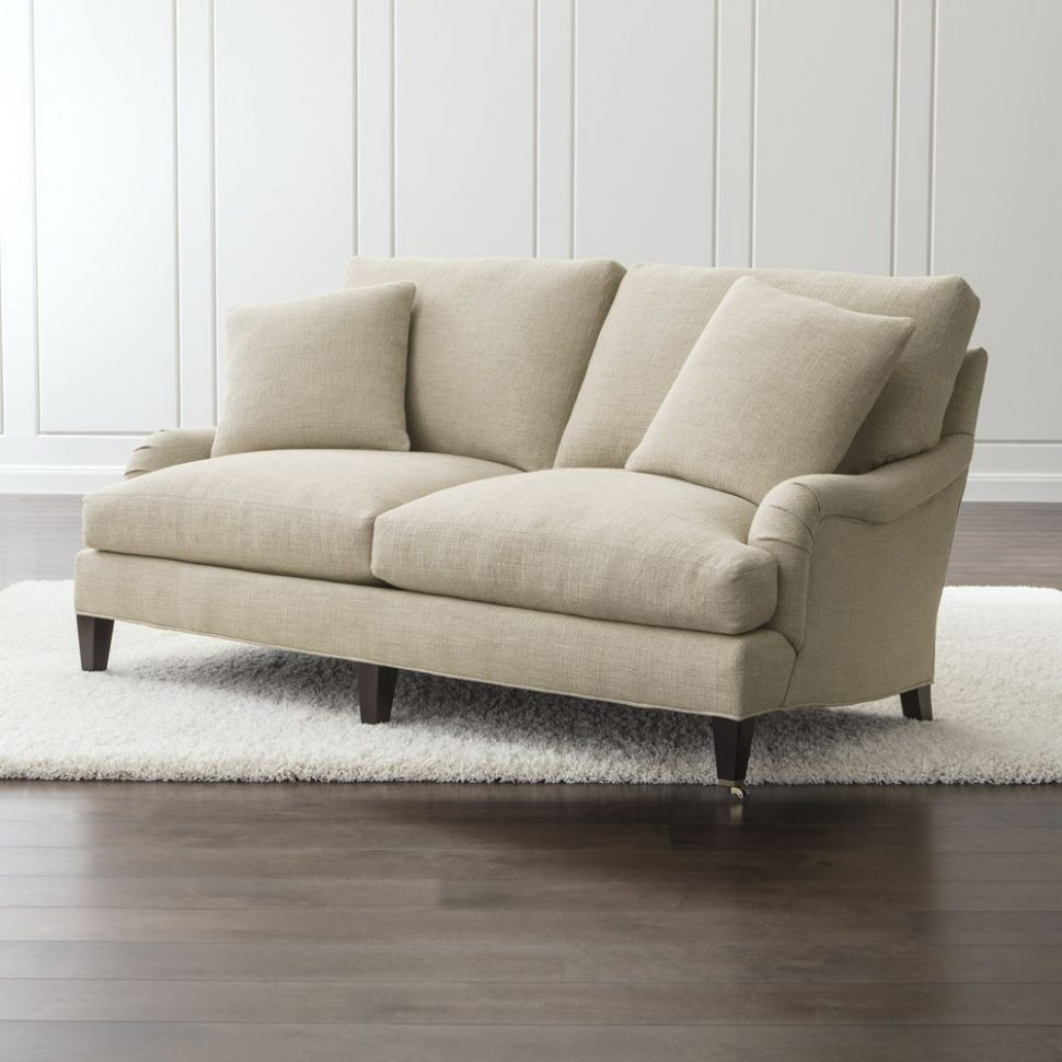 Crate and Barrel Chairs | Crate and Barrel Couch | Axis Sectional Sofa