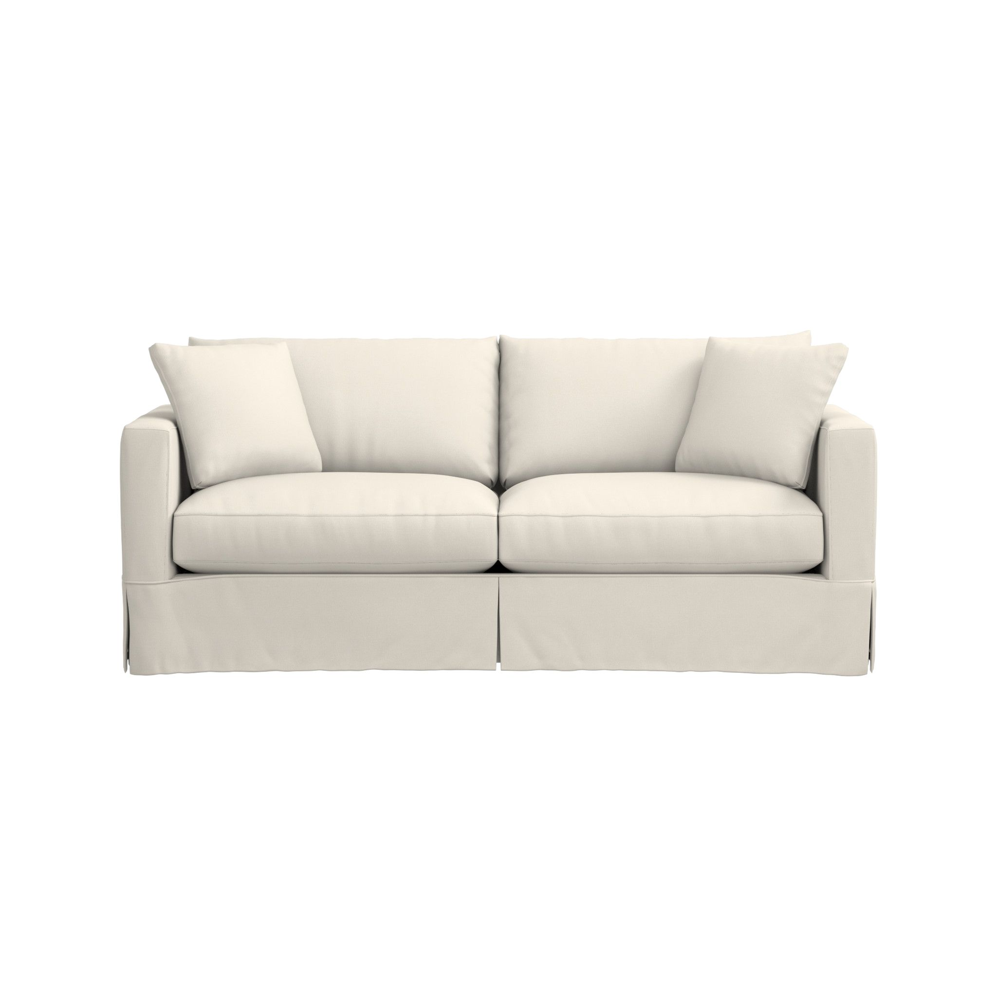 Crate and Barrel Couch | Axis Sectional Sofa | Crate and Barrel Davis Sectional