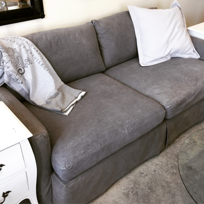 Crate And Barrel Couch   Crate And Barrel Cushion Replacements   Crate And Barrel Settee