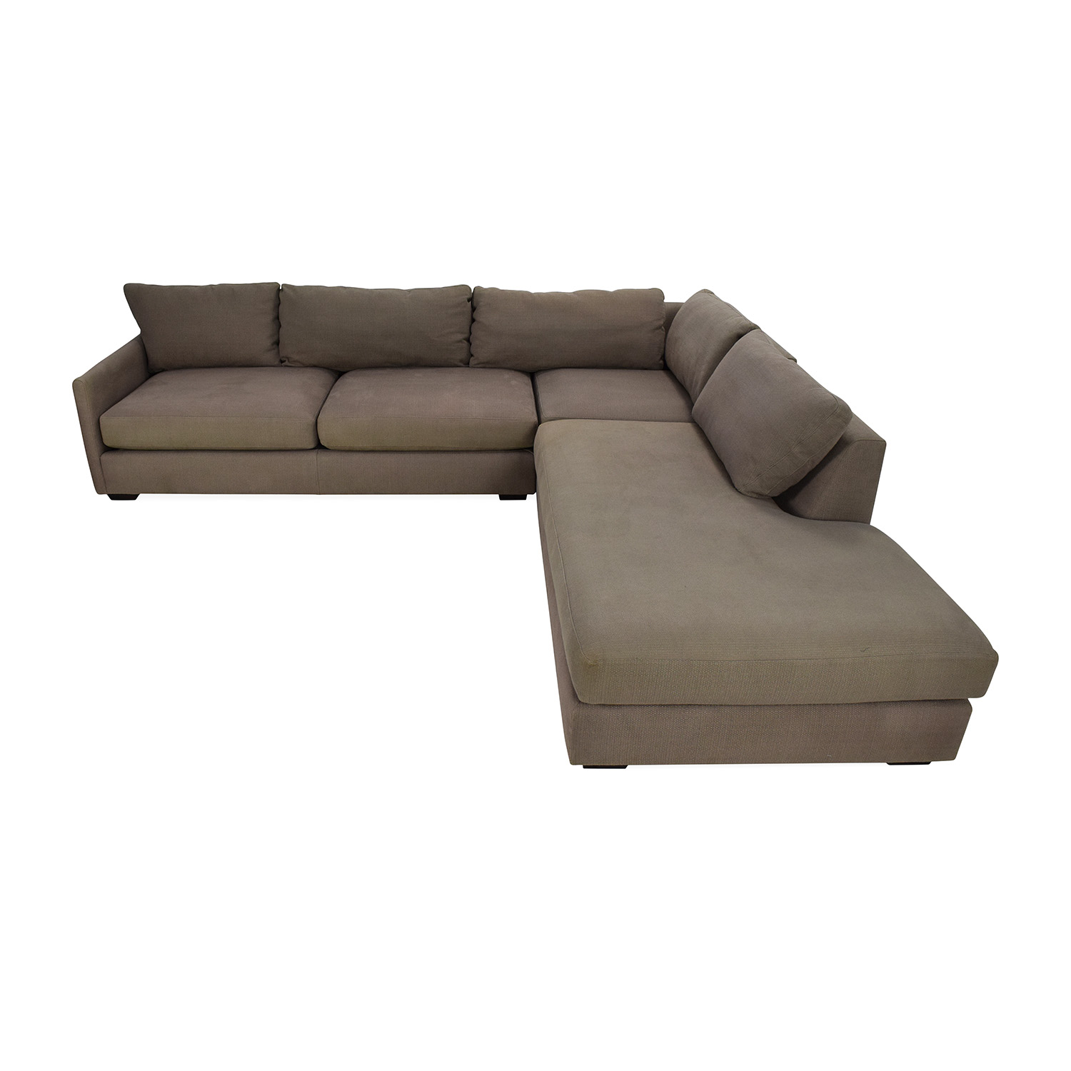 Crate and Barrel Discontinued Furniture | Crate and Barrel Couch | Crate and Barrel L Shaped Couch