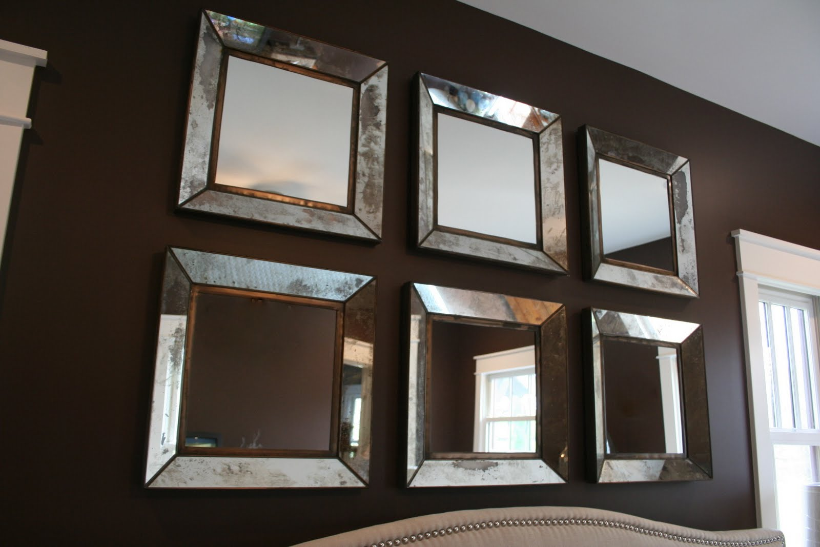 Crate and Barrel Mirrors | Mirrored Frame Wall Art | Dressing Mirrors Full Length