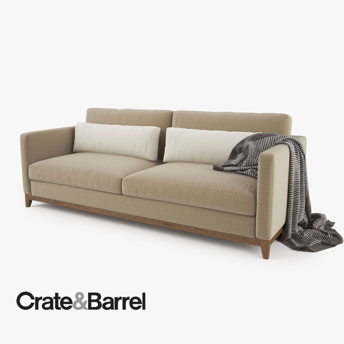 Crate and Barrell Sofas | Crate and Barrel Couches | Crate and Barrel Couch