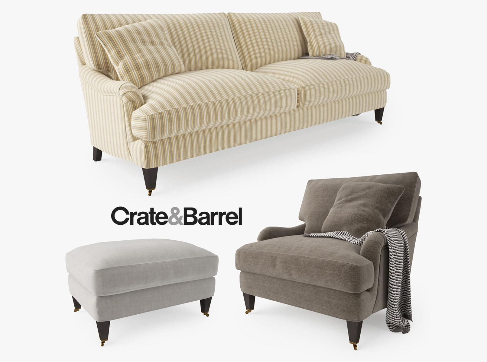 Crate Barrel Couch | Crate and Barrel Couch | Crate and Barrell Couch