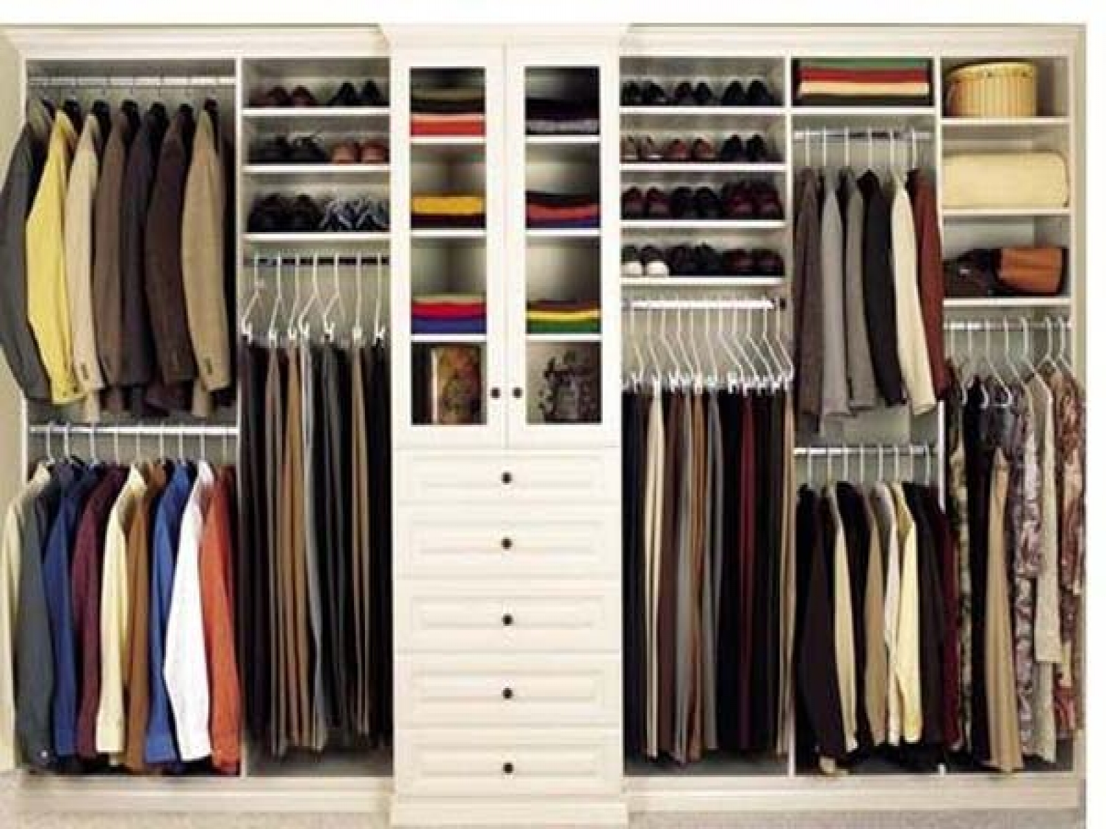 Closet Planner for Best Storage System Ideas: Create A Closet Organizer | Closet Planner | Closet Kits Lowes