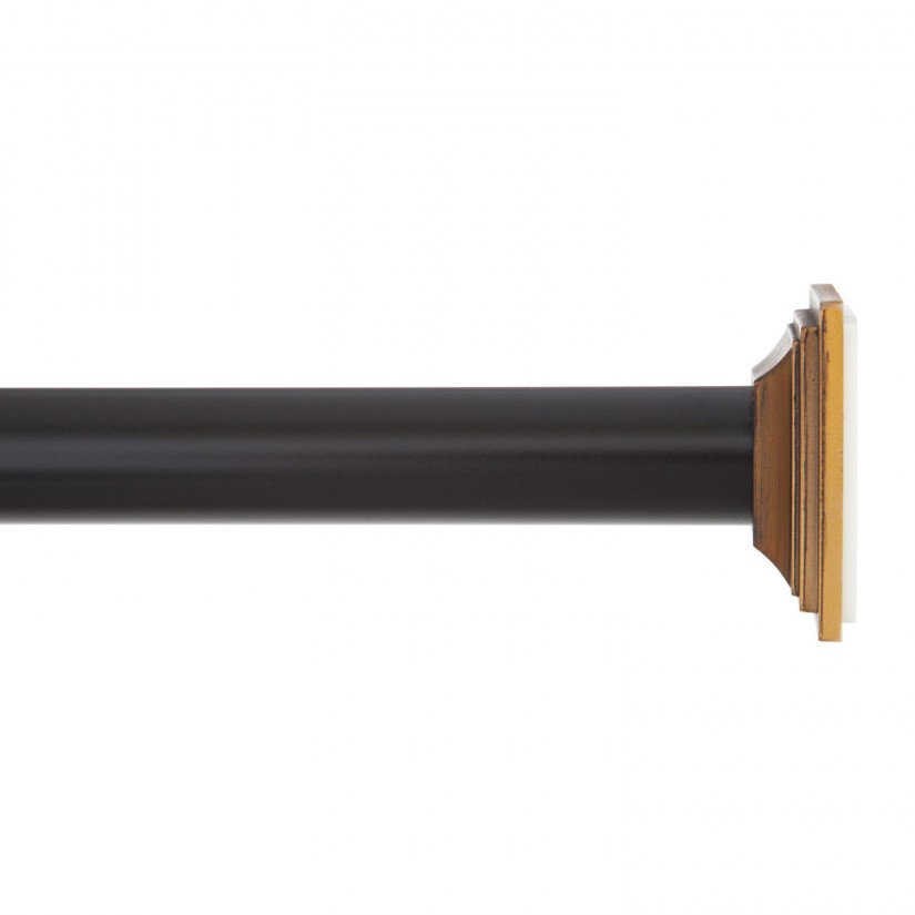 Curtain Rods And Curtains | 1 Inch Curtain Rod | Bronze Curtain Rods