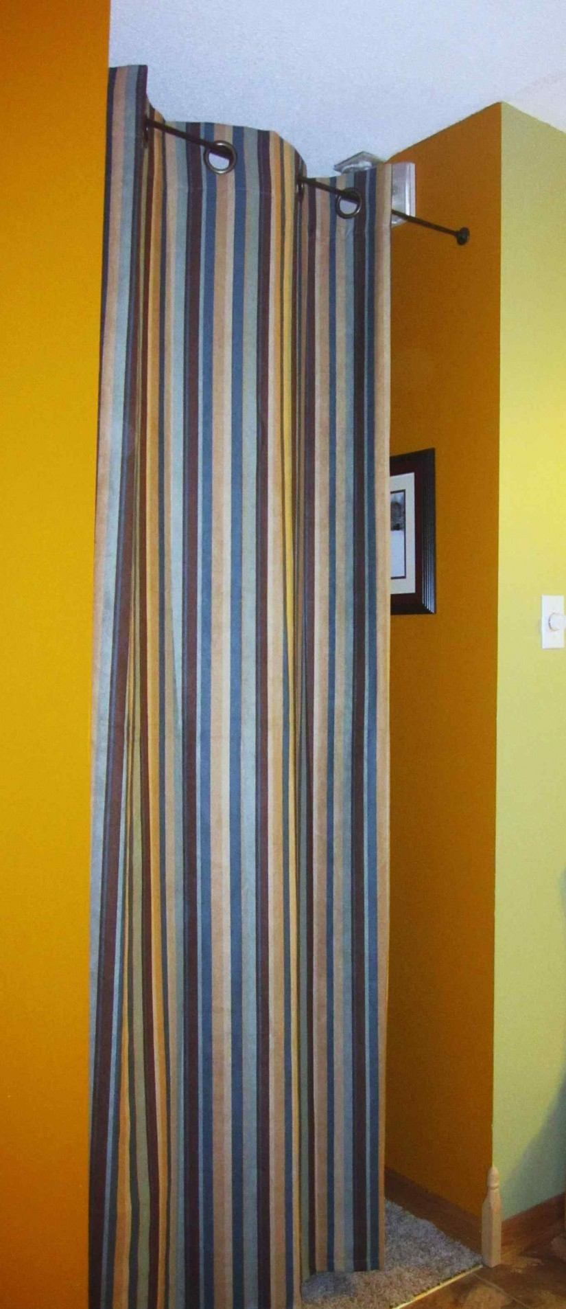 Curtain Room Dividers Diy | Room Divider Curtains | Curtain Dividers For Rooms